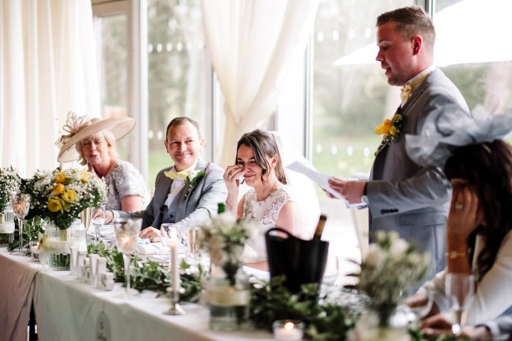 How to deliver the perfect speech | Thornton Manor Estate