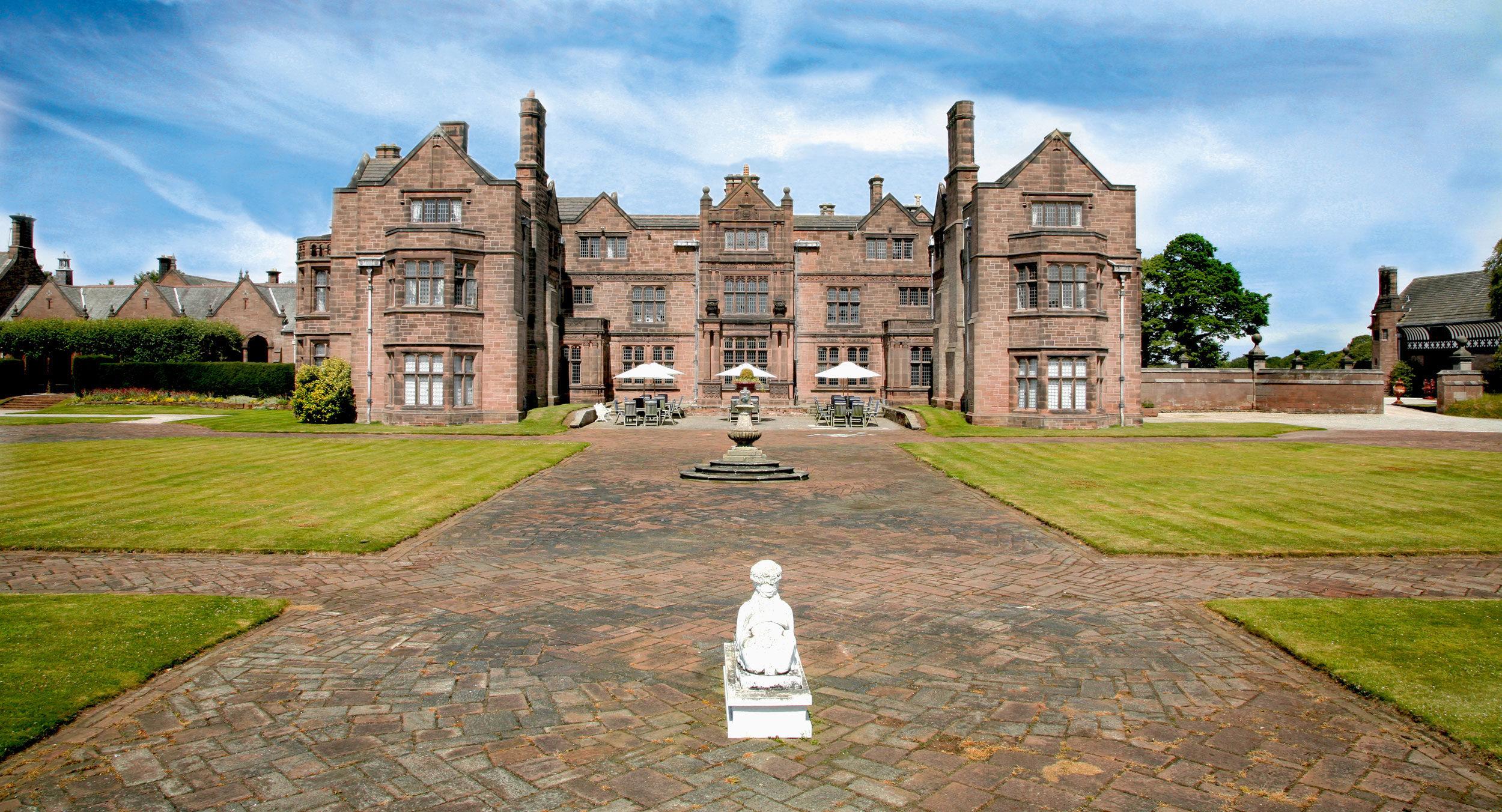 Luxury Wedding Venue Cheshire   Thornton Manor Estate