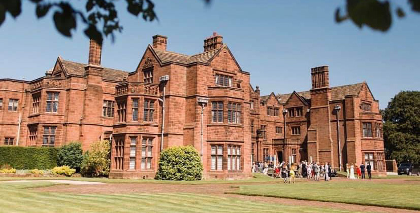 Conferences and events at Thornton Manor