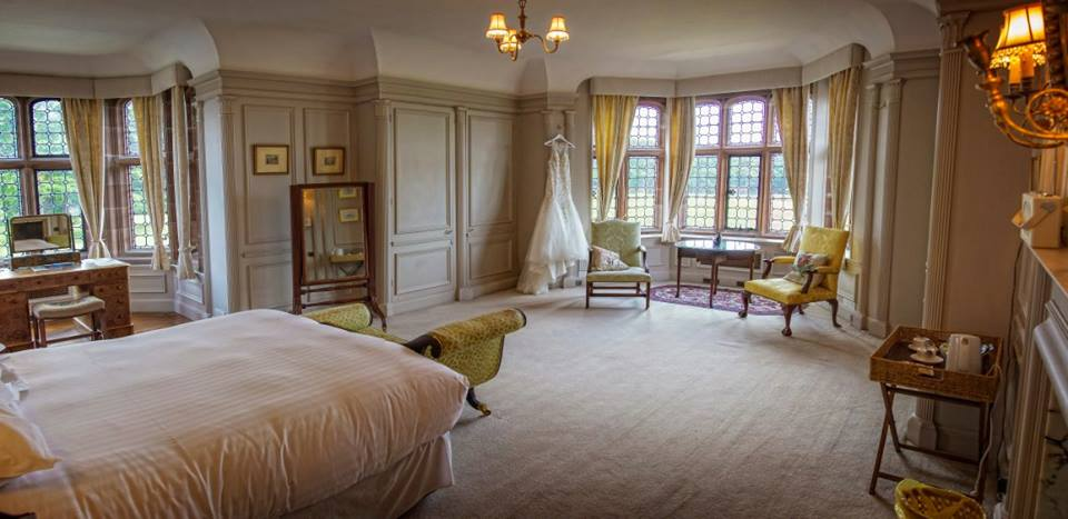 Accommodation at Thornton Manor