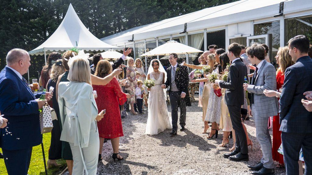 Dell Pavilion Wedding